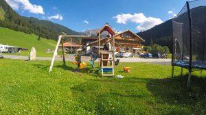 Camping Schönachhof Gerlos Spielplatz-2