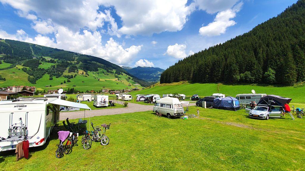 Camping Schonachhof achteraanzicht