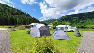 Camping Schonachhof gerlos Stellplatze